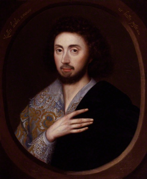 Edward Herbert of Cherbury (© National Portrait Gallery, NPG 487, Creative Commons)